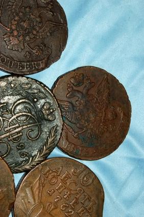 Cómo encontrar el valor de las monedas más antiguas