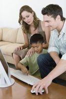 Cómo trabajar en colaboración con los niños de crianza