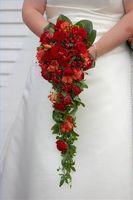 Ideas de la boda ramo de flores