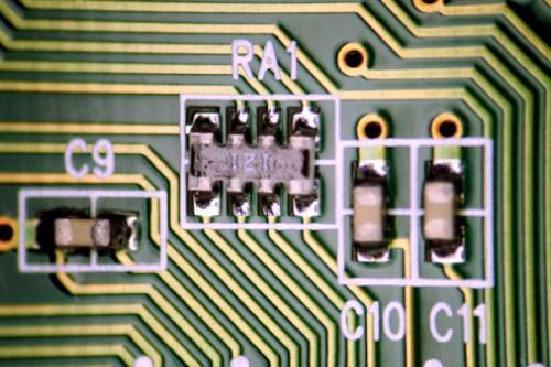 Casera generador de radiofrecuencia