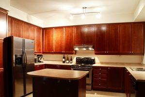 ¿Cómo puedo planificar y construir una unidad de fregadero de cocina y la estufa del tamaño del niño?