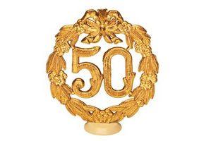 50 aniversario e ideas Honrar