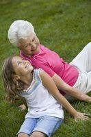 Beneficios para los abuelos crían a sus nietos en Texas
