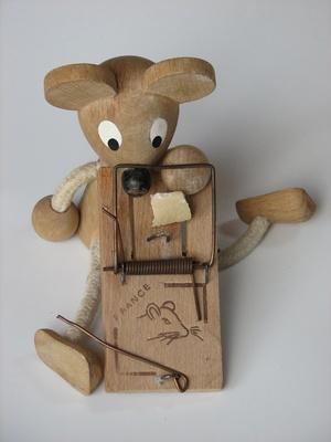 Casera electrónica ratón Trampas