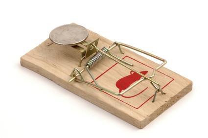 Cómo hacer una trampa para ratones lanzar una pelota de ping-pong