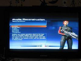 Cómo jugar un soldado en Mass Effect