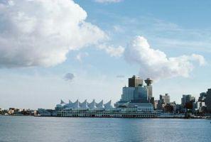 Lugares inusuales para casarse en Vancouver