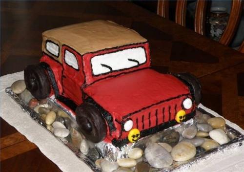 Ideas de decoración de pasteles para los hombres