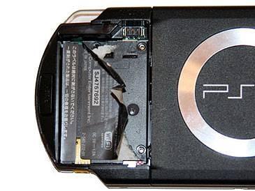 Cómo utilizar una batería del teléfono como una batería de PSP