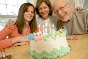 Ideas para tortas de cumpleaños para los adolescentes