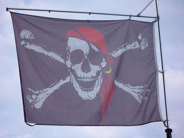 Ideas de la fiesta del tema del pirata para una de 9 años