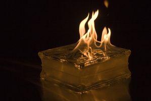 Fuego y hielo Temas para una boda