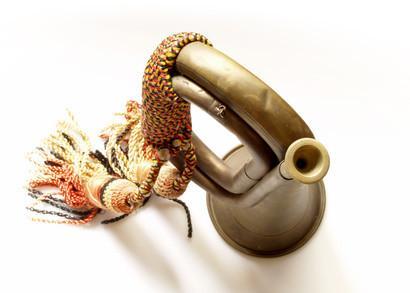 Cómo soldar una trompeta de latón