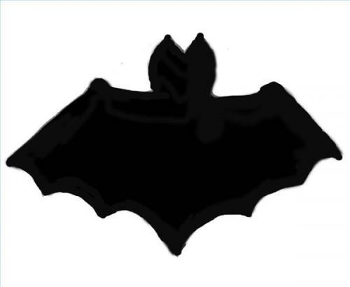 Cómo hacer una cometa con forma de murciélago