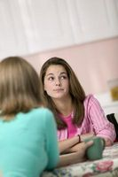 Cómo lidiar con Rude comentarios de un adolescente