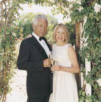 Cómo hacer un enrejado de boda