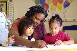 Actividades divertidas para Detener niños en edad preescolar de morder