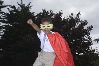 Cómo crear una batalla super héroe y hacer con él