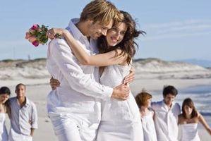Lugares ideales para una boda en los EE.UU.