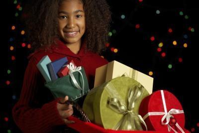 Obstaculizar regalos para los niños