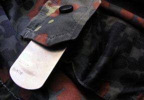 Cómo escribir cartas a los soldados individuales