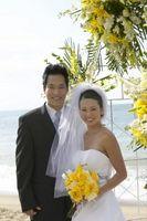 Consejos para vestirse reducida a una boda en la playa