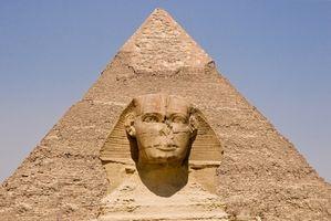 Cómo hacer una pirámide sólida