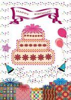 Happy Ideas Tarjeta 18 cumpleaños