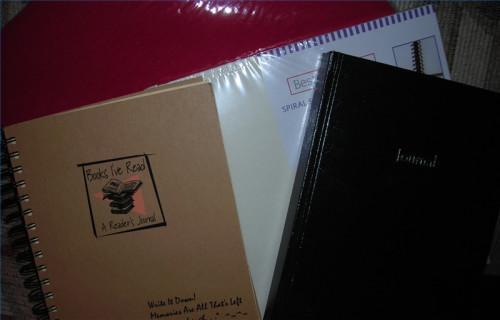 Las ideas del libro de recuerdos para un diario personal