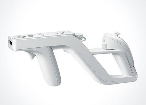 ¿Qué juegos se puede jugar con el Wii Zapper?