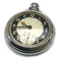 Cómo configurar la hora en un reloj de bolsillo Waltham