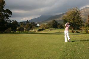 Consejos de oro tee de golf