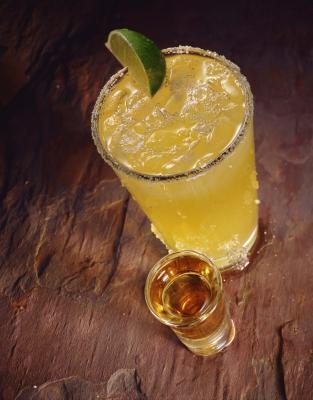 Las bebidas de tequila vacaciones