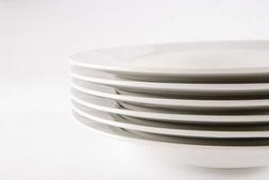 Cómo averiguar el valor de platos antiguos