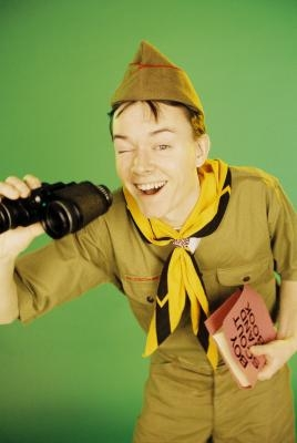 La mejor manera de unir Boy Scouts Parches para Uniformes
