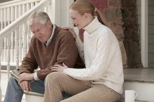 Cómo perdonar a su padre para rechazar Usted