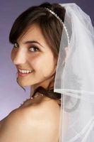 Tradiciones velo de novia para las segundas uniones