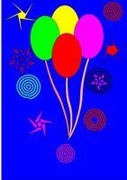Actividades de Movimiento con los globos