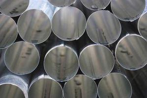 Las dimensiones de los tubos de acero al carbono