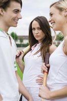 Cómo administrar una esposa celosa