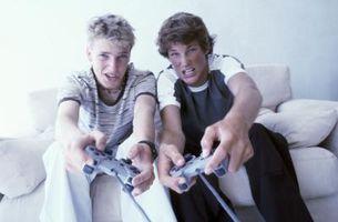 Los tipos de juegos violentos que afectan a adolescentes