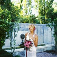 Cómo hacer un armazón de alambre Arbor para una boda