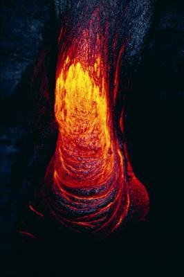 ¿Qué causa los Volcanes para crecer más grande?