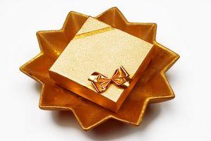 Regalos de cumpleaños de oro para los niños