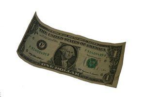 El valor de los viejos billetes de la Reserva Federal