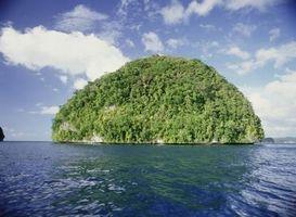 La diferencia entre un islote y una isla