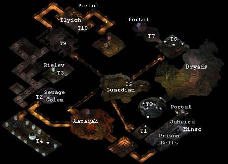 """Cómo encontrar la Espada Daystar en """"Puerta de Baldur 2"""""""