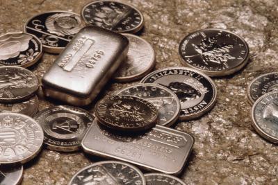 Monedas de plata basura vs. lingotes de plata