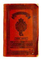 Forma de guardar libros antiguos