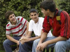 como conocer chicos adolescentes